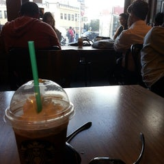 Photo taken at Starbucks by William C. on 10/1/2013