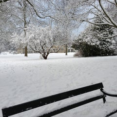 Photo taken at Sheffield Botanical Gardens by Christopher H. on 1/22/2013