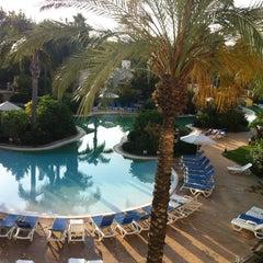 Photo taken at Hotel PortAventura by María José C. on 7/14/2013