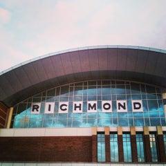 Photo taken at Richmond International Airport (RIC) by Aldo P. on 2/19/2013