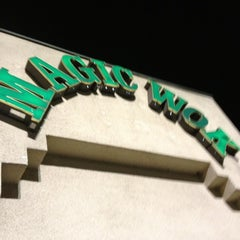 Photo taken at Magic Wok by Catherine M. on 11/8/2012