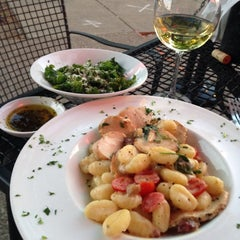 Photo taken at Grazie! Italian Eatery by Kristen J. on 6/7/2014