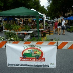 Photo taken at Farmers Curb Market by Amanda on 6/8/2013