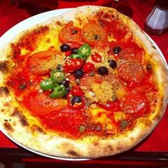 Photo taken at Café di Roma by Luis G. on 12/31/2012