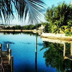 Photo taken at Ocean Reef Yacht Club And Resort by Colin G. on 10/9/2012