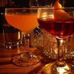 Photo taken at Post Office Whiskey Bar by Simone D. on 11/14/2012