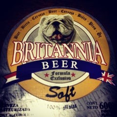 Photo taken at Britannia Pub by Christian K. on 5/8/2013