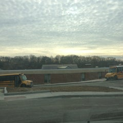 Photo taken at Parkway West Middle School by Rachel G. on 1/24/2013