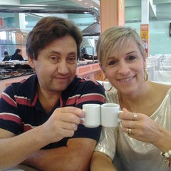 Photo taken at Restaurante Botafogo by Giovanni P. on 3/31/2013