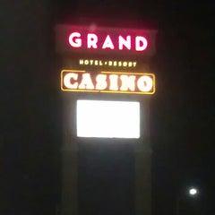 Photo taken at Firelake Grand Casino by Warren on 5/31/2013