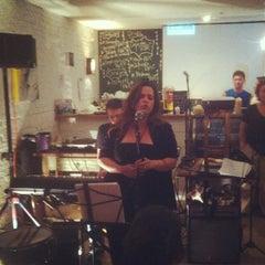 Photo taken at Café de Ville by Lucas B. on 10/21/2012