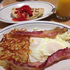 Photo taken at IHOP by Kevin H. on 3/9/2015