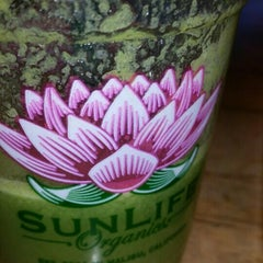 Photo taken at SunLife Organics by Melissa S. on 7/11/2015