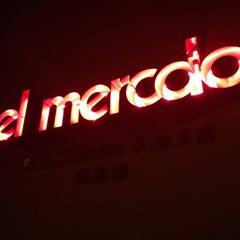 Photo taken at El Merca'o by Víctor R. on 4/5/2014