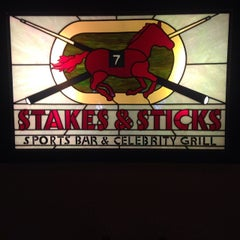 Photo taken at Stakes and Sticks by Rich H. on 11/19/2013