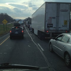 Photo taken at Interstate 81 by MARV on 11/12/2012