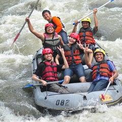 Photo taken at Kasembon Rafting by Adhe R. on 5/20/2013