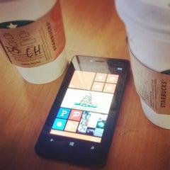 Photo taken at Starbucks by Brendan S. on 9/16/2013