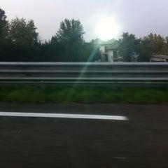 Photo taken at A4 - Venezia - Milano by Lilia L. on 10/21/2012