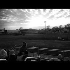 Photo taken at Alden High School by Brendan G. on 10/24/2012