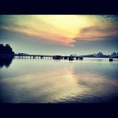 Photo taken at Woodlands Waterfront by Guosheng on 9/16/2012