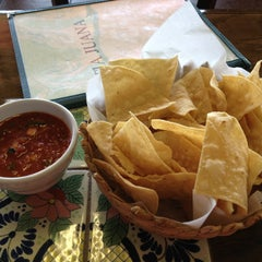 Photo taken at Tia Juana Mexican Grill by Brydon on 4/12/2013