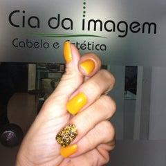 Photo taken at Cia da Imagem by Jarline .. on 11/2/2012