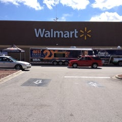 Photo taken at Walmart Supercenter by Sean B. on 10/7/2012