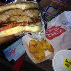 Photo taken at SONIC Drive In by ~Roni~ on 10/25/2013