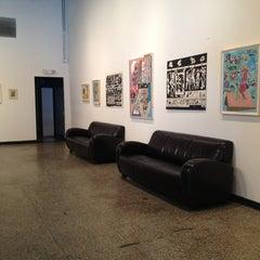 Photo taken at Metro Gallery by Ximena V. on 9/7/2013