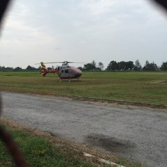 Photo taken at Mukah Airport (MKM) by Rayn_ R. on 10/10/2015