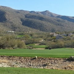 Photo taken at Arizona National Golf Club by Michael M. on 2/22/2014