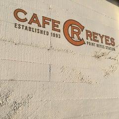 Photo taken at Cafe Reyes by Jan V. on 7/25/2014