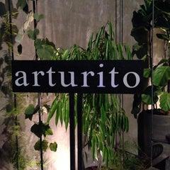 Photo taken at Arturito by Rafael A. on 5/11/2014