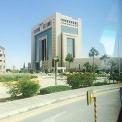 Photo taken at SABIC Academy by Mashael Al-Sowailem on 12/3/2014