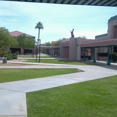Photo taken at North High School by Chance J. on 3/21/2013