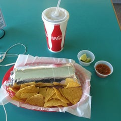 Photo taken at The Burrito Shop by Katelyn F. on 5/17/2013