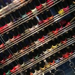 Photo taken at Polished Nails & Spa by Nina S. on 2/1/2013
