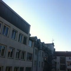 Photo taken at Schloß SoNo by Sonja Johanna D. on 9/4/2013
