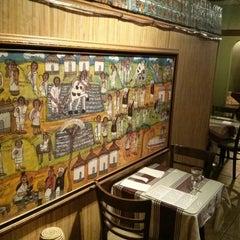 Photo taken at Gojo Ethiopian Restaurant by CS on 1/13/2014