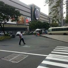 Photo taken at SM City Makati by Herbert b. on 1/27/2013