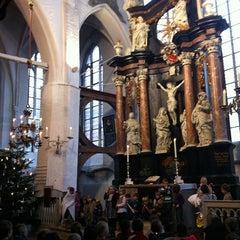 Photo taken at Aegidien Kirche by Jean Pierre H. on 12/20/2012