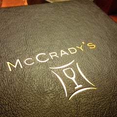 Photo taken at McCrady's by Traci on 3/2/2013