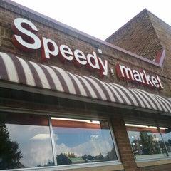 Photo taken at Tim & Tom's Speedy Market by Keith Ellis ~ C. on 8/18/2014