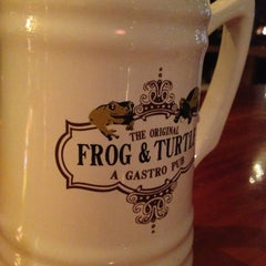 Photo taken at The Frog and Turtle by Tara M. on 4/12/2013