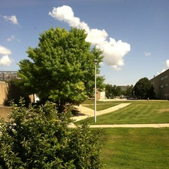 Photo taken at College of Veterinary Medicine by Danielle K. on 7/16/2013
