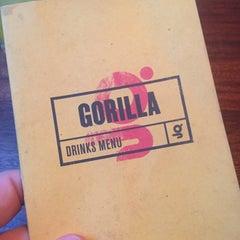 Photo taken at Gorilla by Chris B. on 10/9/2015
