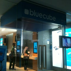 Photo taken at Celcom Blue Cube by Lutfie Miharbi on 1/25/2013