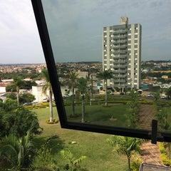 Photo taken at Prefeitura de Mogi Guaçu by Marcelo M. on 5/7/2014