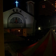 Photo taken at Church of Our Lady of Sorrows by Nicholas H. on 11/17/2012
